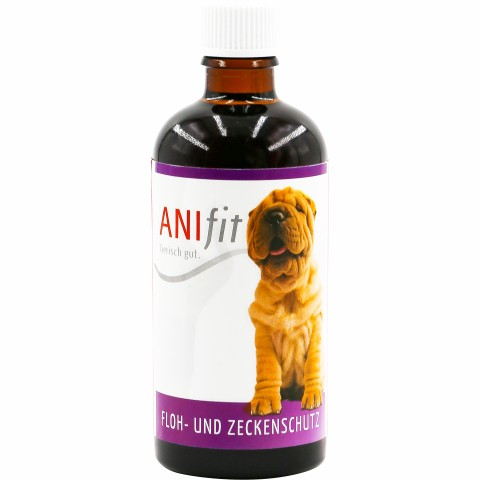 Flea and Tick Protection (Floh- u. Zeckenschutz) Refill 100ml (1 Piece)
